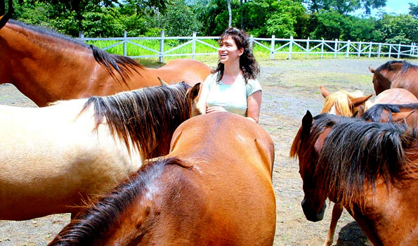 Horse Therapy: Equine Facilitated Human Development and Counseling